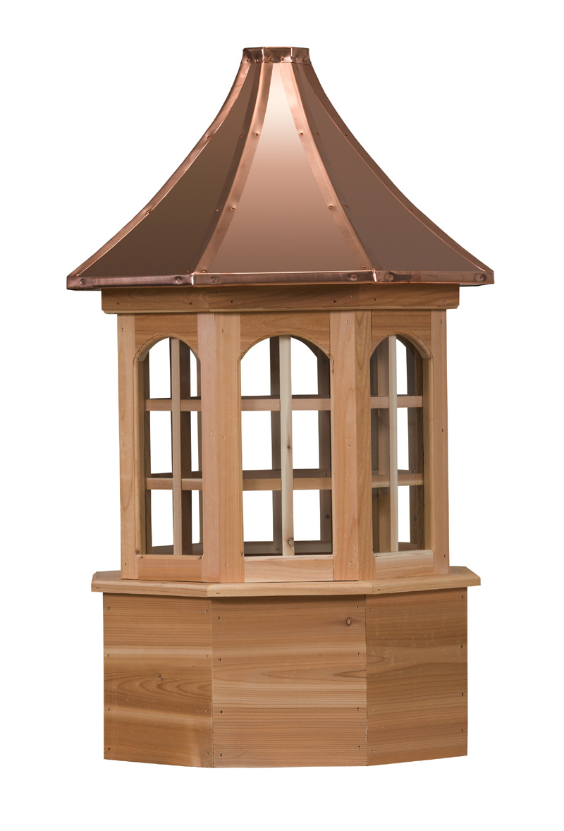 Handcrafted cupolas country cupolas weathervanes for Country cupola