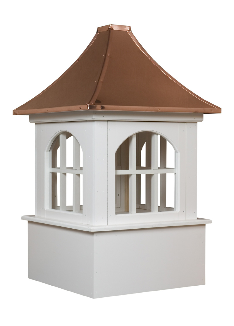 Bethany vinyl cupola for any structure made in america for Country cupola