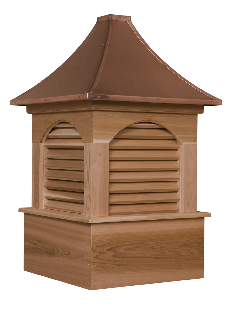 Dalton sale series red cedar cupola for Pictures of houses with cupolas