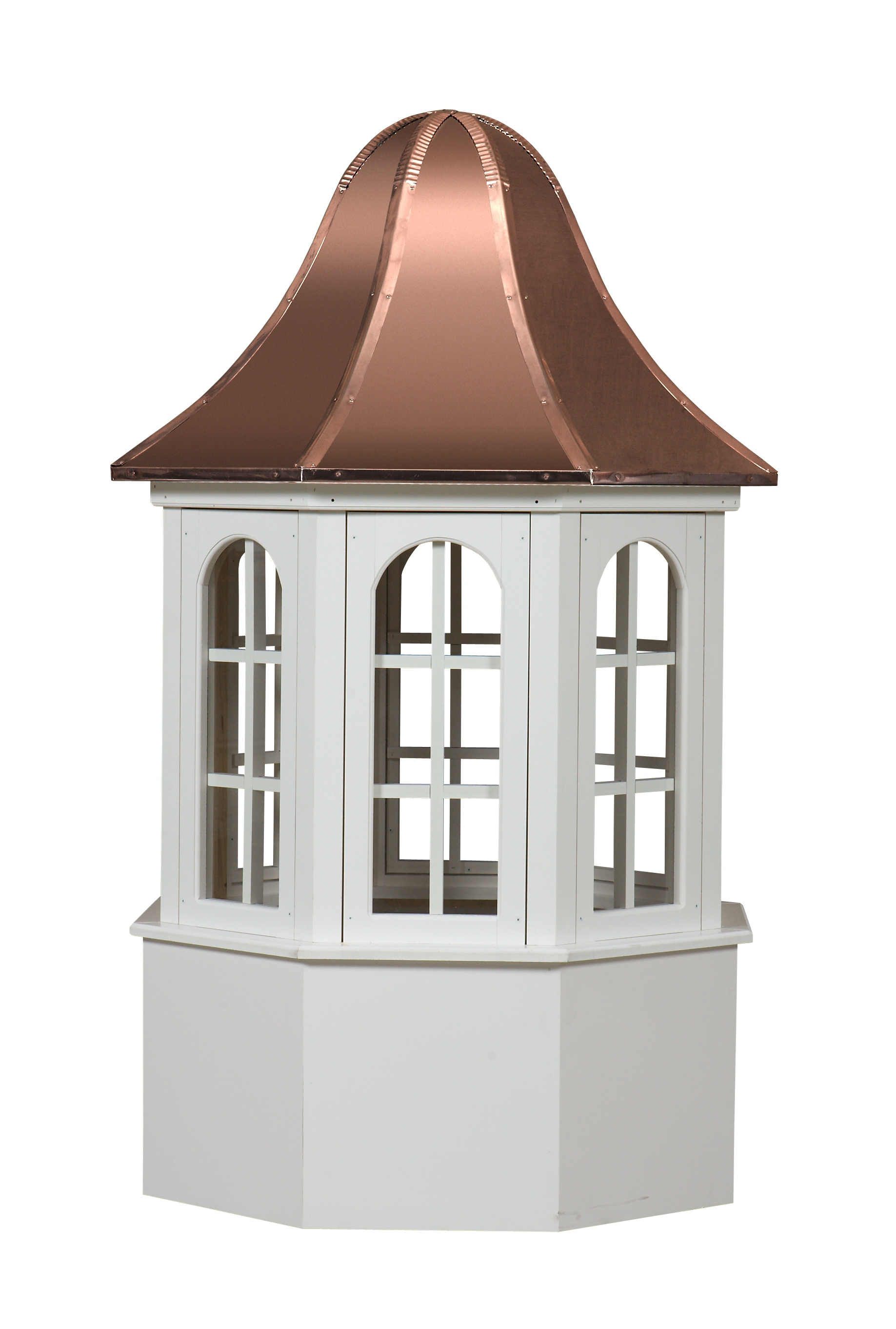 Villa vinyl cupola perfect for the gazebo barn shed or home for Cupola for shed