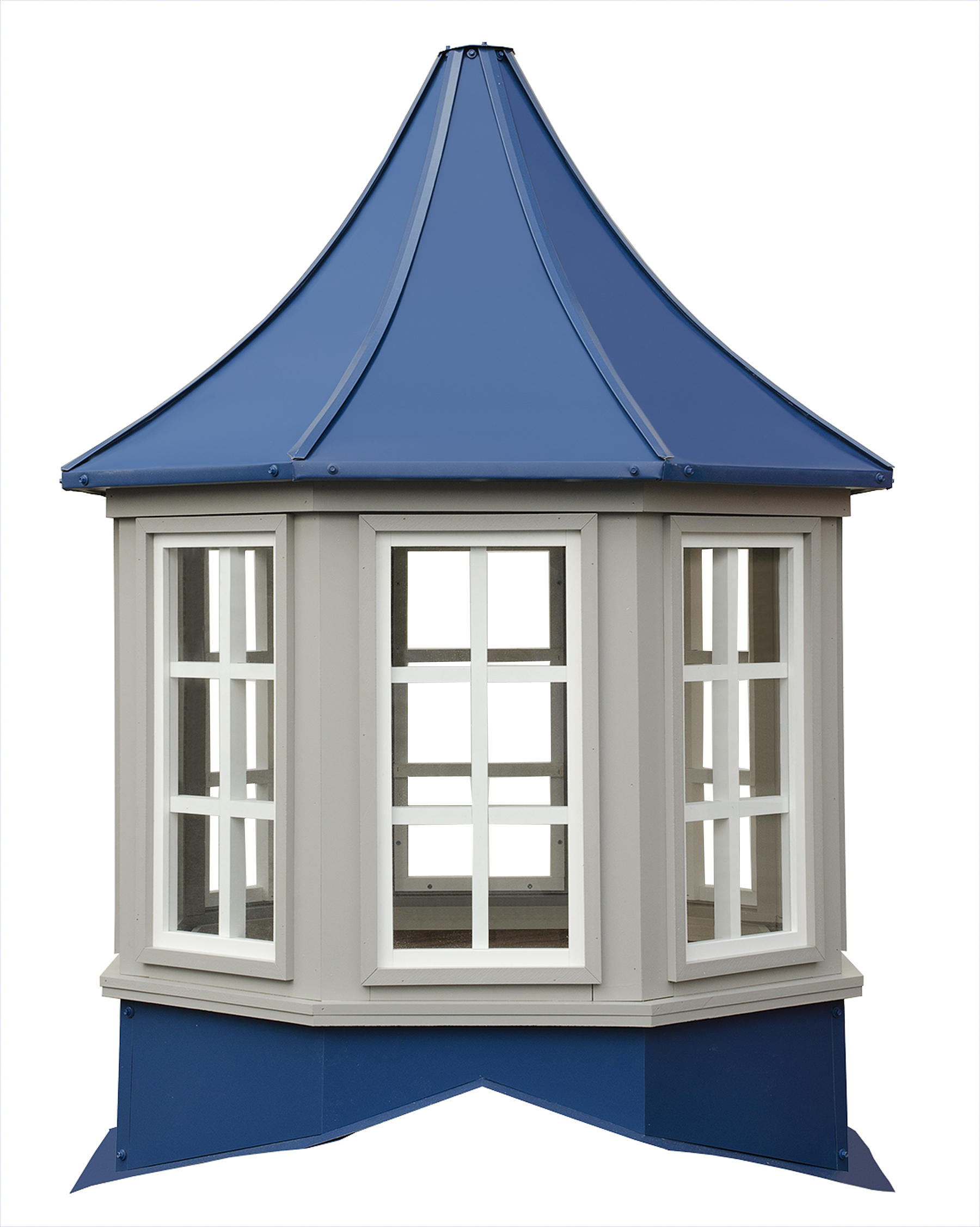 Winchester meteal cupola add to the appeal of your barn for Shed cupola