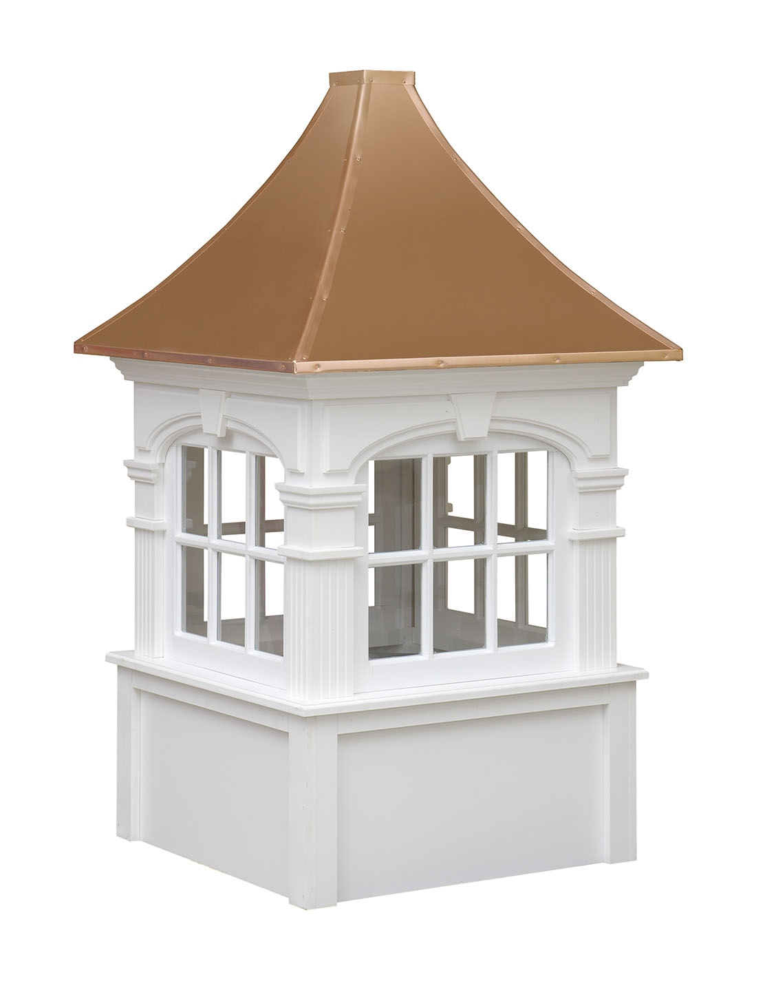 Fairfield vinyl cupola ideal for any building striking for Country cupola
