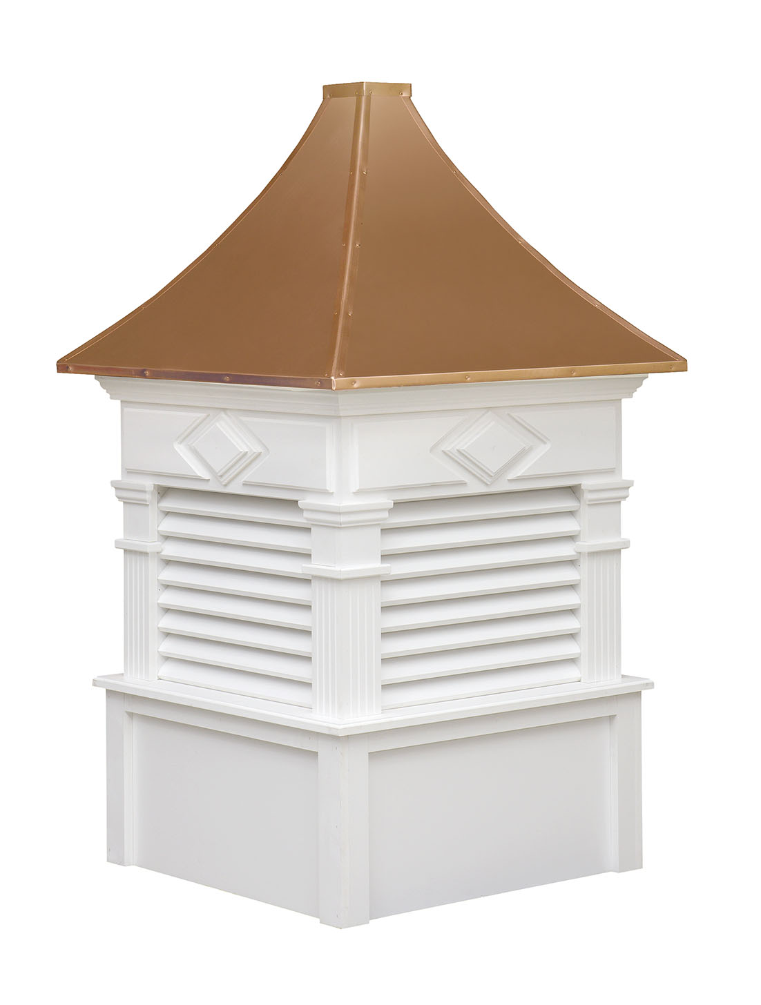 Liberty vinyl cupola perfect combination of style charm for Country cupola