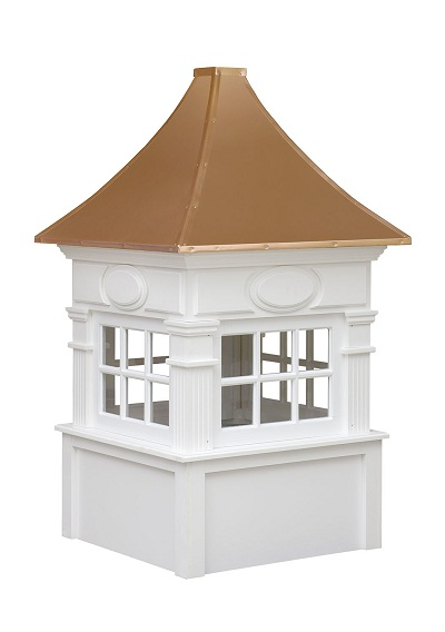 Tremont Vinyl Cupola For A 10 12 Pitch Roof Amp Any Other