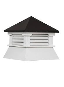Pine Shed Cupolas - Painted