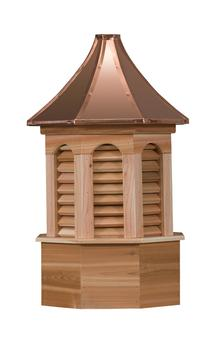 Wood cupolas country cupolas and weathervanes for Country cupola