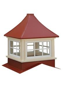 Shed and metal cupolas country cupolas weathervanes for Country cupola